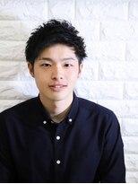 ベンケイ(HAIR AVENUE benkei)カジュアル × スラッシュ × ショート