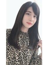 ピープス バイ シーズンズ(PEEPS by SEASONS)山本美月さん風大人かわいい黒髪オータムピンク