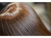ar hairだけのハニートリートメントカラー! 繰り返し染めても大丈夫、逆に髪質がよくなります!