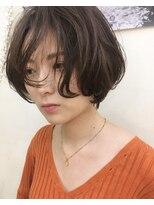 マハナ(Mahana by hair)*大人ショートボブ*