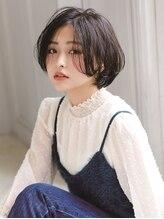 アグ ヘアー ローサ 青山イオン前店(Agu hair rosa)ツヤ髪ブルーで潤いインディゴブルー