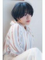 エルフォ(elfo)【elfo】大人気!暗髪×ショートヘアの垢抜けスタイル