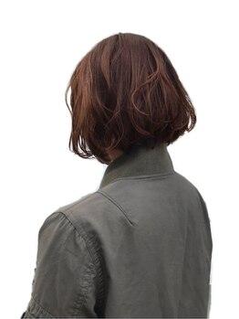 シェア(SHER)の写真/大人女性から人気◎あなたの魅力を最大限に引き出すトレンド×ショートヘアで新しい自分に―*