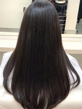 ア シード(a.seed)の写真/[本八幡]クセやうねりのお悩みを髪質改善で解消♪髪の芯からダメージケアしてハリ・コシ・ボリュームUP◎