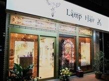 ランプヘアー(LAMP HAIR)の雰囲気(夜22時まで営業しているのでお仕事帰りにも◎)