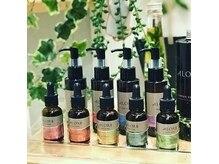 オーク(Hau-Cou)の雰囲気(5種類の香りが選べるアロマスパ。髪にも頭皮にも効果◎!!)