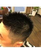 バララット ヘアー(Ballarat hair)フェードカット