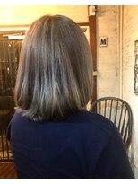 ヘアーメイクビロー タカマツ(Hair Make Billow Takamatsu)外国人風カラー&ホワイトアッシュ