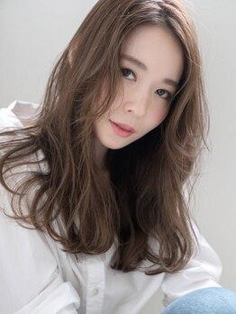 """プレジール ヘアー デザイン(Plaisir Hair Design)の写真/ハーブ白髪染め+Cut¥5400デザインだけでなく""""品質と綺麗さ""""にこだわる大人女性のためのカラー[松戸八柱]"""