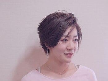 リピーヘアーデザイン(Repy Hair Design)の写真/せわしなさ0%、ゆったりくつろぎ感100%!サロンに行った日だけじゃなく、いつでもずっと可愛くいられる♪