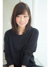 アンアミ オモテサンドウ(Un ami omotesando)【Un ami】大人かわいい・小顔ミディー 松井