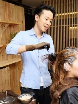 ビター(Bitter+)の写真/仕事が忙しくても、家事に追われても、いつでもキレイでいてほしいから…。若々しく艶のある髪へ。