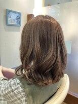 ビギン ヘア Begin hairふんわりミディアム