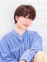 オーブ ヘアー モア 広島2号店(AUBE HAIR more)【AUBE HAIR】小顔_カジュアルショート