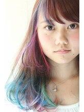 クリコ ヘアーデザイン(CLICQUOT hair design)irodori hair