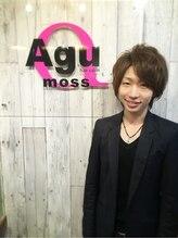アグ ヘアー モス 中央林間店(Agu hair moss by alice)福田 智憲