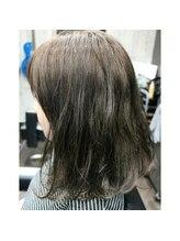 フェイスヘアーデザイン(Faith Hair Design)ハイライトアッシュグレージュ