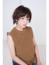 ヘアサロン ナイツ(HAIR SALON KNIGHTS)アンニュイショートスタイル☆