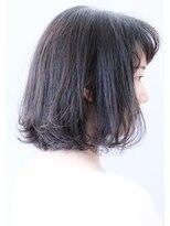 ココ ヘアーアンドライフスタイル(COCO hair&lifestyle)【COCO山口】ナチュラル×リラックスボブ