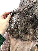 コレット ヘアー 大通(Colette hair)☆ミルクグレージュ☆