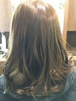 ヘアーメイク プリュム(Hair make Plume)クリアベージュ