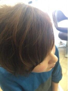 ノマド(Hair Design NOMAD)の写真/カラー+トリートメントをしてもこの価格!?オシャレ女子の強い味方【NOMAD】がカワイイを叶えます☆