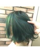 グリーンカラー