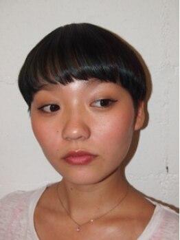 ノマ(Noma)の写真/乾かすだけでまとまるカット。あなたの性格、生活スタイルに合わせて、満足できるヘアスタイルに★