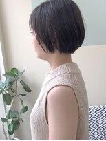 マテカ ヘアー(mateca hair)【mateca】ミニマムショートボブ