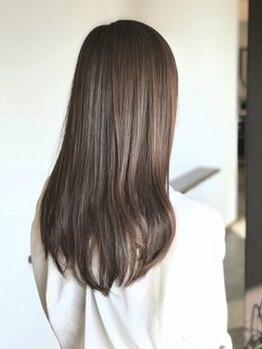 サステインビューティーコンフォート(sustain beauty comfort)の写真/《リピート率90%以上》仕上り自然なストレート×ダメージレスが2時間で叶う!どんな髪質の方にもオススメ☆