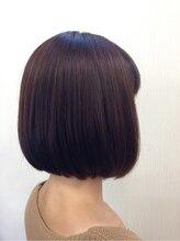 ヘアスタジオ アンジェリカ(Hair Studio Angelica)重ためボブ
