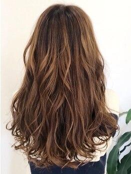 ヘアメイク ポーション(Hair make potion)の写真/OPEN当初からリピート多数♪約97%のトリートメント成分で創るダメージレスな華やかウェーブスタイル★