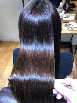 ロカヒ(lokahi)の写真/オーダーメイドの髪質改善トリートメントで自分史上最高の美髪に導きます!