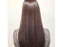 シャルメ(CHARMER hair design)の雰囲気(高濃度水素髪質改善ULTOWAトリートメントはツヤサラフワっ質感♪)