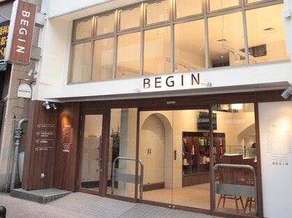 ビギン(BEGIN)の写真