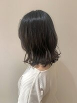 ネオヘアー 曳舟店(NEO Hair)艶感アッシュ(曳舟)