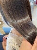 ヘアーエスクールフェイス(hair S. COEUR face)髪質改善トリートメント