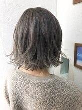 カーフリヘア ウル(Kahuli hair Ulu)グラデーション、外ハネ、【たける】
