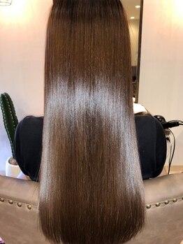 エピローグ(epilogue)の写真/【西梅田】1ランク上の艶髪を手に入れて。髪質改善マスター在籍。いま梅田で話題の男性Stylist美髪サロン