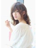 アミューズ(amu se)【amu★se style】グレージュカラーで愛されミディアム☆