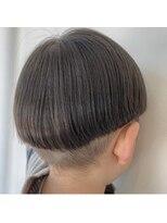 ネオヘアー 曳舟店(NEO Hair)KIDS刈り上げマッシュ(曳舟)