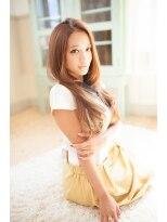 ローラン(ROULAND)【ROULANDローラン】小顔センターパーツゆるカールサラツヤ美髪