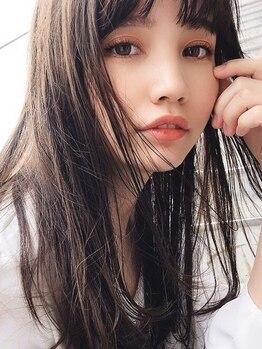 シエル (CIEL)の写真/【天六/天神橋/プチプラ☆】カット+TOKIO縮毛矯正¥11300☆手触りのよい艶感&ナチュラルな仕上がりに♪