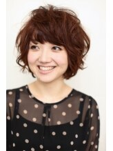 ヘアーメイク ダブル(HAIR MAKE double)狙う秋ヘアーは『パーマ』でできる!!