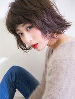 マイ ヘア デザイン(MY hair design)MY hair design リバースウィングボブ 堀研太