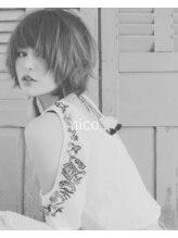 ヘア ラボ ニコ 藤沢店(hair Labo nico...)天田 秀智