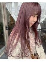 ルプラ カルム(le-pla Calme)lavender pink