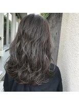 マイ ヘア デザイン(MY hair design)究極のグレイアッシュ