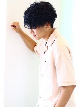 グラム 芝浦店(GLAM)の写真/【芝浦/田町駅徒歩5分】平日カット+ショートSPA¥4980は30代以上の男性に大人気!周りと差が付くスタイルへ!
