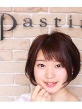 パスタイムヘアー(Pastime HAIR)前下がりショート☆